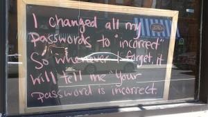 Ein sicheres Passwort ist nicht leicht zu knacken