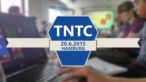 """Die """"Team Nord Technology Conference"""" (TNTC), fand dieses Jahr ganz im Rahmen von Windows 10, IoT und C# statt."""