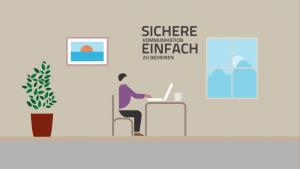 Die Telekom möchte mit dem Frauenhofer-Institut eine sichere Ende-zu-Ende Verschlüsselung aufbauen.
