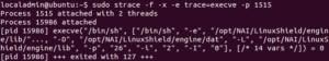 Durch das ersetzen eines Request-Parameters konnte man eine RCE auslösen.